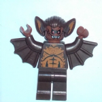 Lego Monster Fighters Bat Monster 2012  minifigure